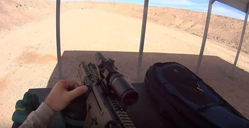 Burris MTAC™ Riflescope 1-4x24mm