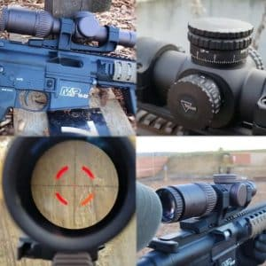 Which One To Pick: Trijicon Accupower 1-8 vs. Vortex Razor!
